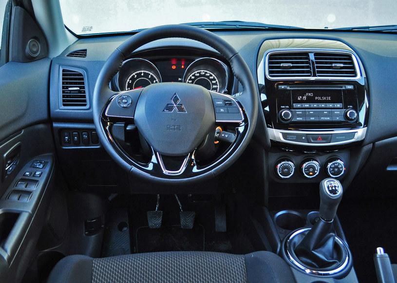 Mitsubishi ASX Cool Edition /INTERIA.PL