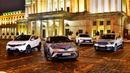 Mitsubishi ASX, Nissan Qashqai, Suzuki SX4 S-Cross, Toyota C-HR - porównanie