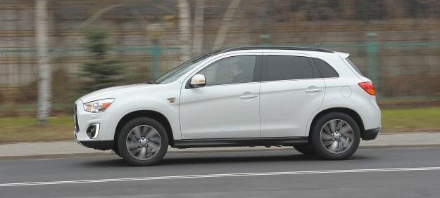 Mitsubishi ASX /Motor
