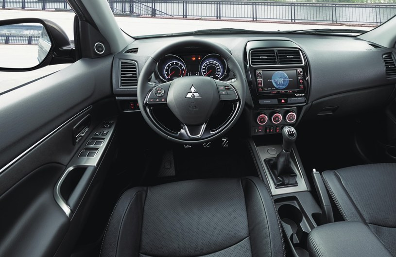 Mitsubishi ASX /