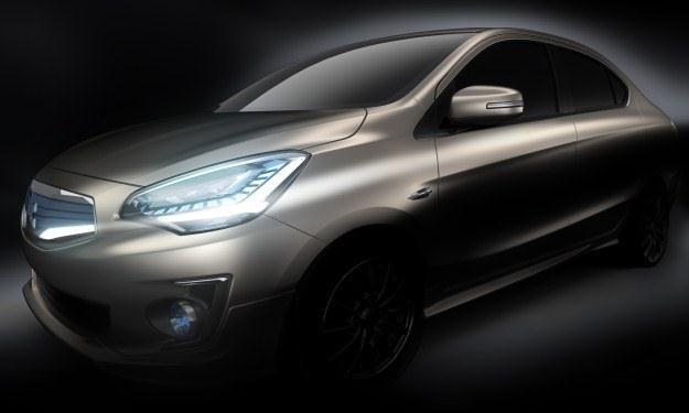Mitsubishi Concept G4 Compact Sedan /
