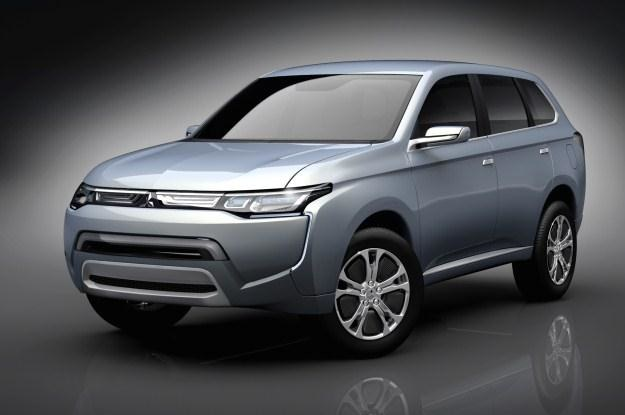 Mitsubishi concept PX-MiEV II /