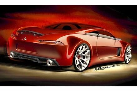 Mitsubishi concept-RA / Kliknij /INTERIA.PL