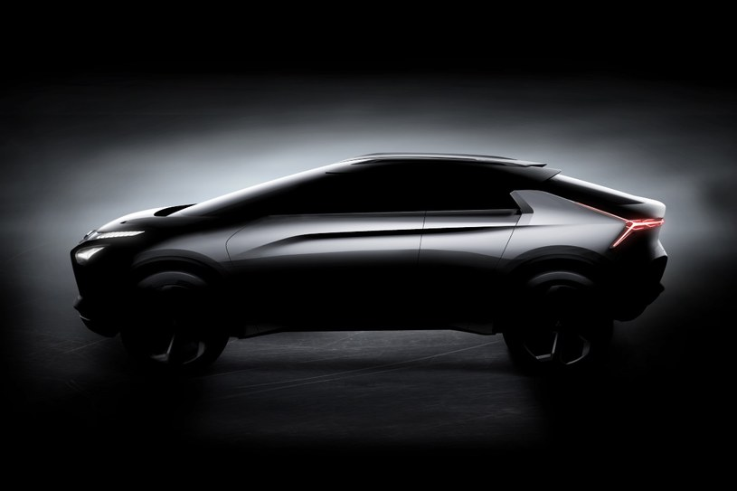 Mitsubishi e-Evolution /INTERIA.PL