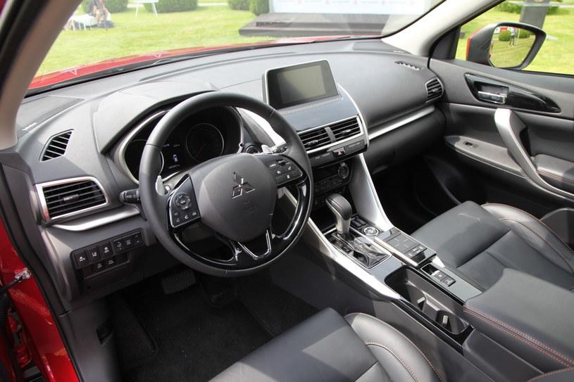 Mitsubishi Eclipse Cross /INTERIA.PL