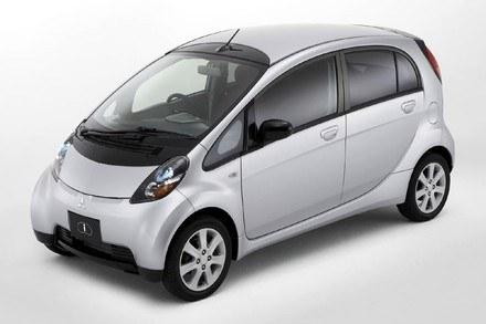 Mitsubishi i / Kliknij /INTERIA.PL