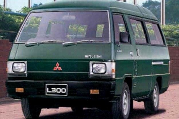 Mitsubishi l300 cenione jest na wielu afrykańskich rynkach /