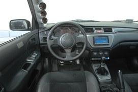 Mitsubishi Lancer Evo IX, Subaru Impreza STI