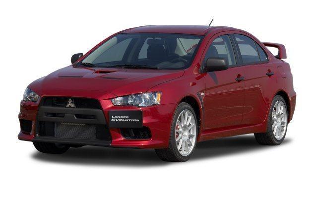 Mitsubishi lancer evo RS /