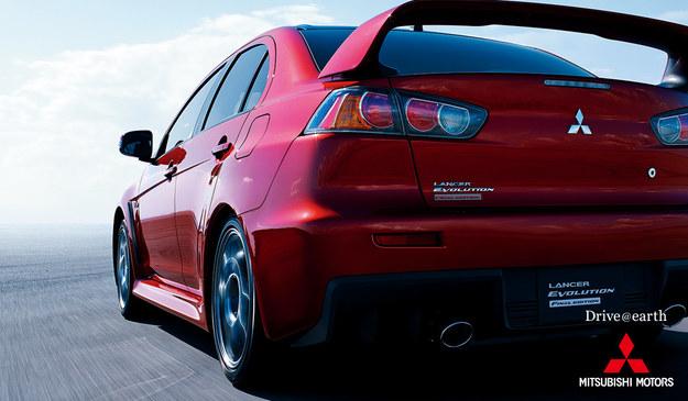Mitsubishi Lancer Evo X Final Edition /Mitsubishi