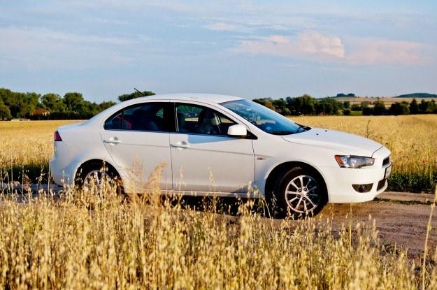 Mitsubishi lancer / Fot: Anna Kondraciuk Fotografia /