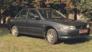 Mitsubishi Lancer - skromnie, ale wygodnie