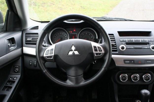 Mitsubishi lancer /INTERIA.PL