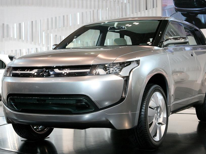 Mitsubishi na prąd  /Getty Images/Flash Press Media
