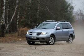 Mitsubishi Outlander (2003-2007)