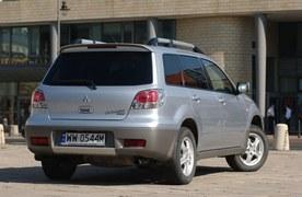 Mitsubishi Outlander I (2003-2007)