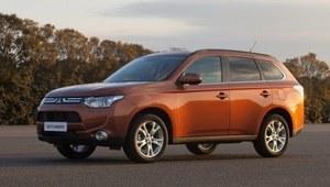 Mitsubishi Outlander - już bez pazura
