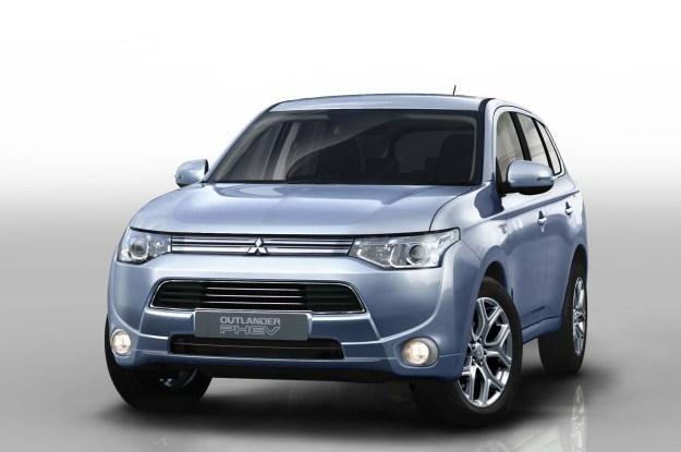 Mitsubishi outlander PHEV /