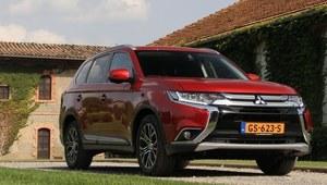 Mitsubishi Outlander - spory krok naprzód