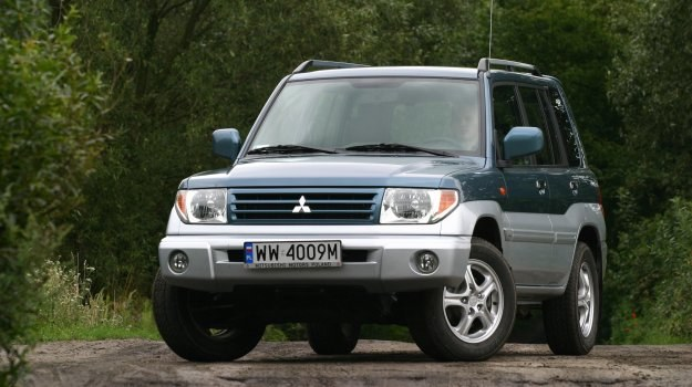 Mitsubishi Pajero Pinin (2000-2004) /Motor