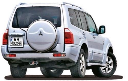 Mitsubishi Pajero /Motor