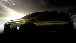 Mitsubishi prezentuje nowy koncept - połączenie SUVa i minivana
