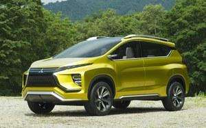 Mitsubishi XM Concept - minivan w skórze SUVa