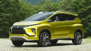 Mitsubishi XM Concept - SUV czy minivan?
