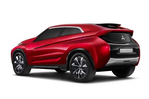 Mitsubishi XR-PHEV /