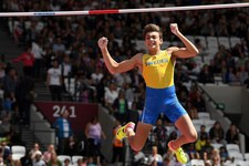 Mityng w Reno. Duplantis pobił rekord świata juniorów w skoku o tyczce