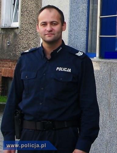 Mł. asp. /Policja