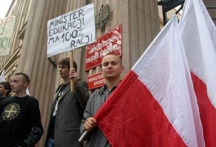 Młdzież Wszechpolska chce być organizacją pożytku publicznego/fot. W. Traczyk /Agencja SE/East News