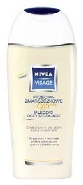 Mleczko oczyszczające Q10 Plus NIVEA VISAGE /materiały prasowe