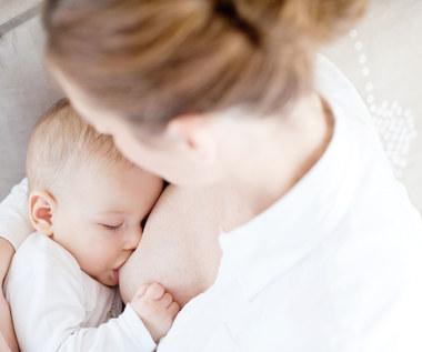 Mleko matki chroni