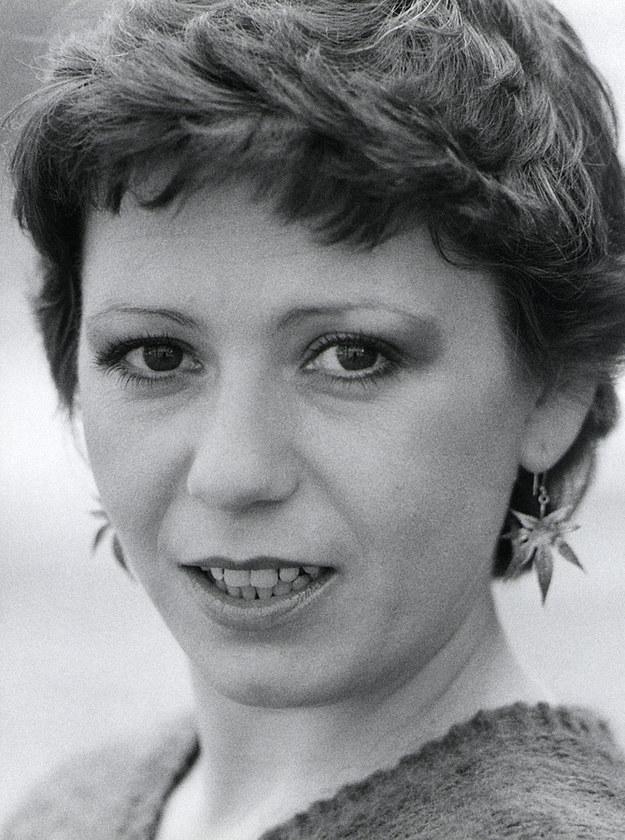 Młoda Ewa Bem /- /AKPA