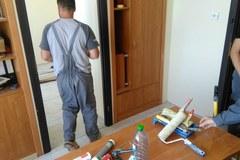 Młodzi fachowcy z Kielc remontują niewidomym biuro