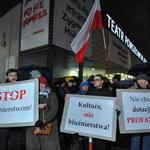 """Młodzież Wszechpolska: będzie protest przeciwko """"Klątwie"""""""