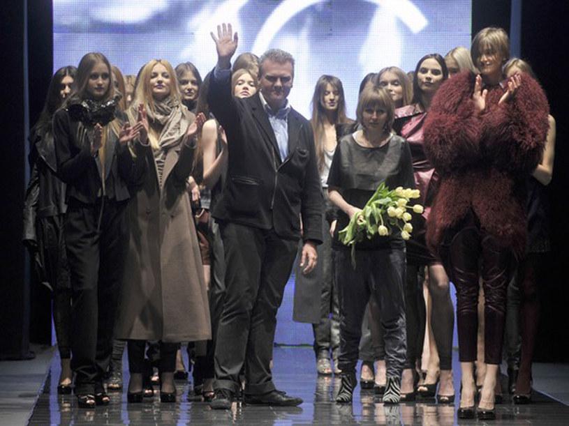 MMC podczas Fashion Week Poland w Łodzi  /Jacek Kurnikowski /AKPA