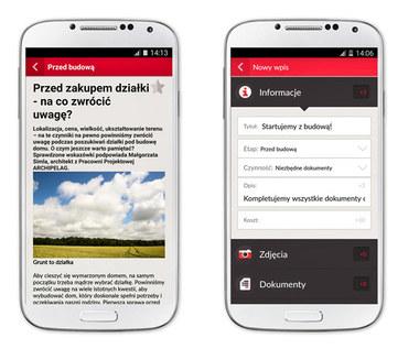 mobiDOM – darmowa aplikacja mobilna, która pomaga w budowie domu