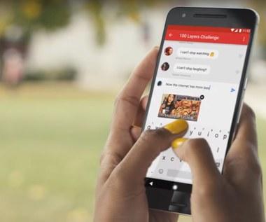 Mobilna aplikacja YouTube z funkcją komunikatora