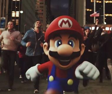 Mobilne Super Mario Run z obowiązkowym połączeniem internetowym