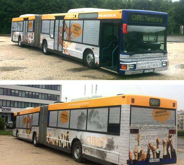 """""""Mobilny autobus"""" w Poznaniu /mopr.poznan.pl /"""