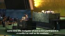 Mocne słowa Poroszenki o Rosji na szczycie ONZ w Nowym Jorku