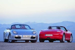 Mocniejsze Porsche Boxster