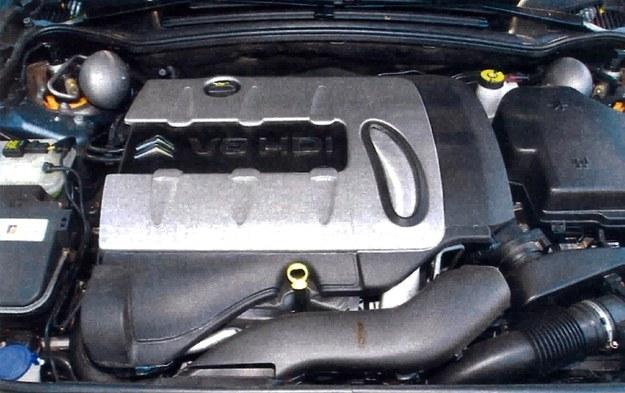 Mocny turbodiesel dobrze sprawuje się w tej limuzynie. Jego atutem jest przyjemny, aksamitny dźwięk. /Motor