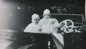 Moda i pierwsze automobilistki