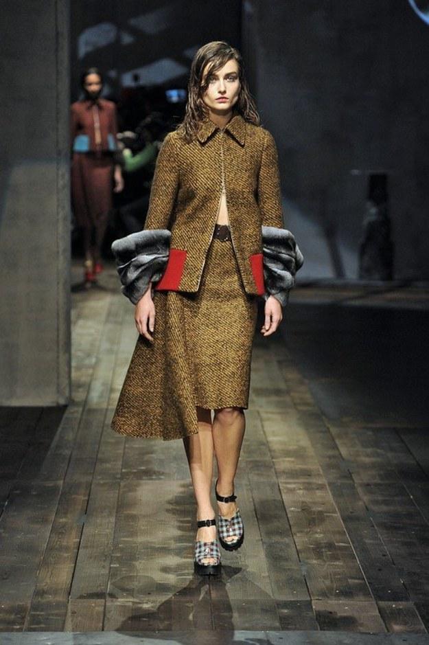 Moda: trendy jesień - zima 2013/14