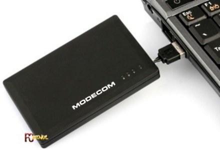 Modecom Portable Power - szkoda, że nie można ładować go w gniazdkach /materiały prasowe