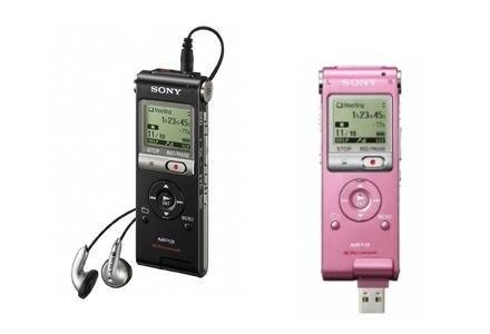 Modele ICD-UX200 i ICD-UX300F /materiały prasowe