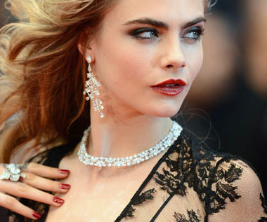 Modelka Cara Delevingne robi karierę